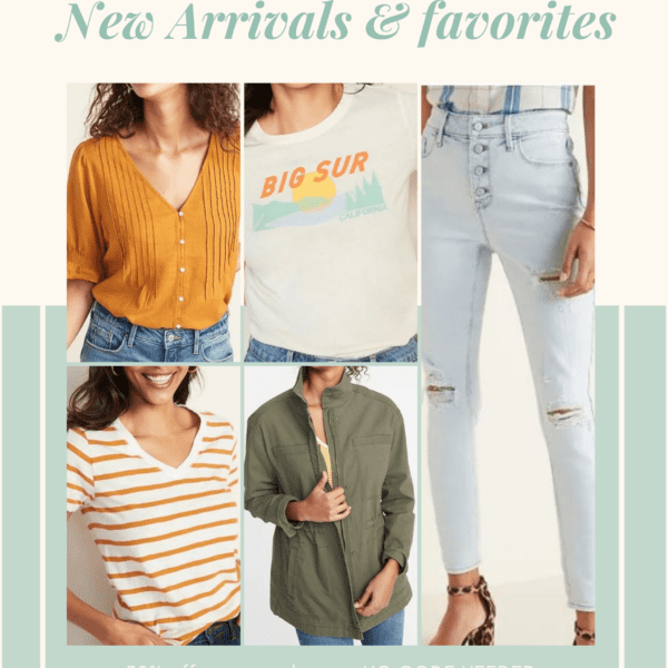 My favorites from Old Navy