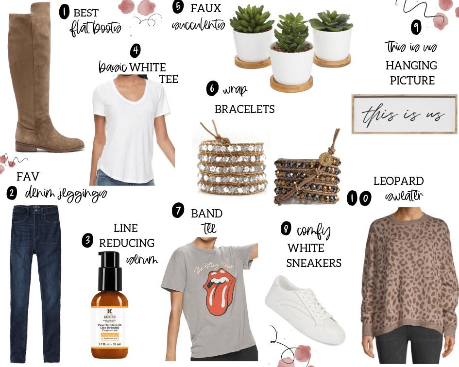 top ten favorites from this week