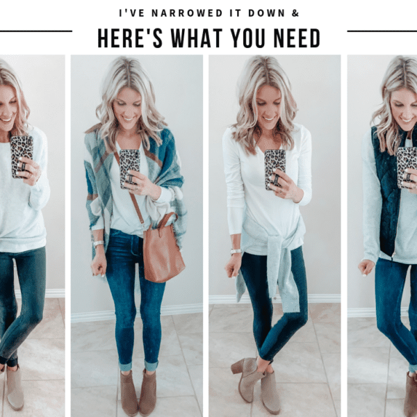 Five Fall staples under $50