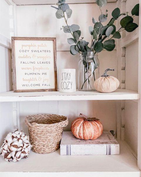 Happy Fall Ya'll : My Home Decor