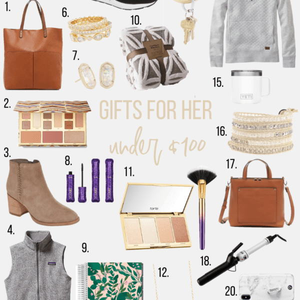 20 things to get her this holiday season